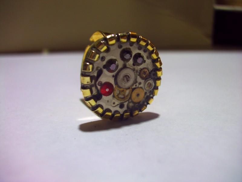 Стимпанк бижутерия (7 фото)