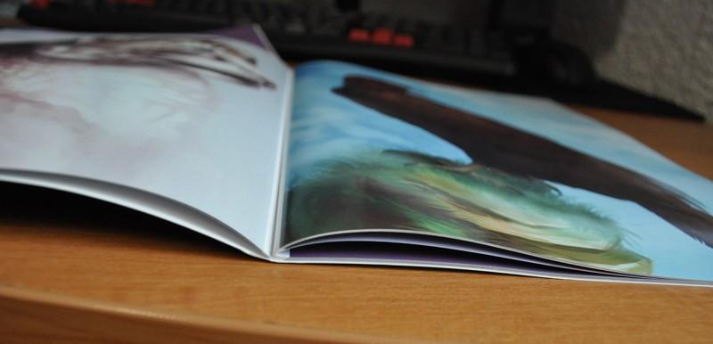 Напечатались мои артбуки :3 (7 фото)