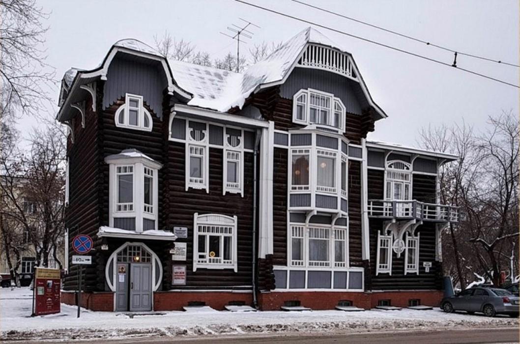 Музей деревянного зодчества г. Томск