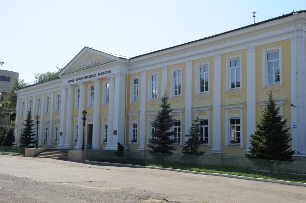 Оренбургский областной музей изобразительных искусств