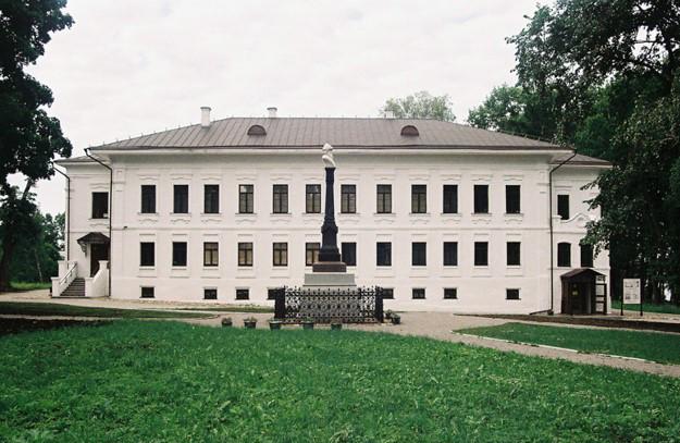 Плесский государственный историко-архитектурный и художественный музей-заповедник
