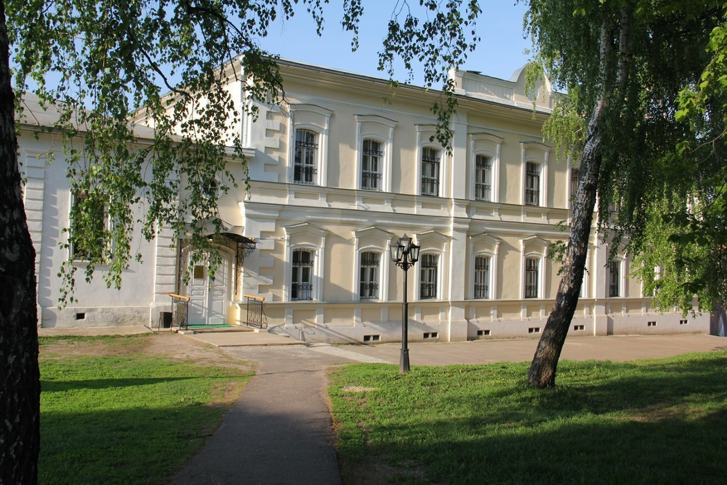 Государственный музей-заповедник «Зарайский кремль»