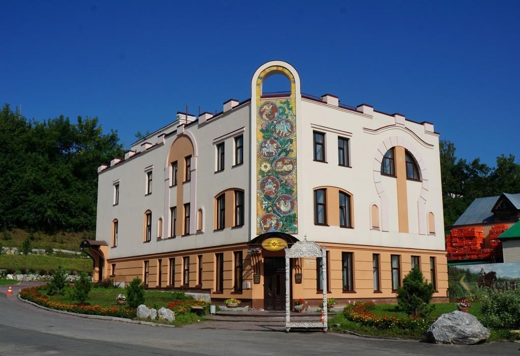 Первый музей славянской мифологии