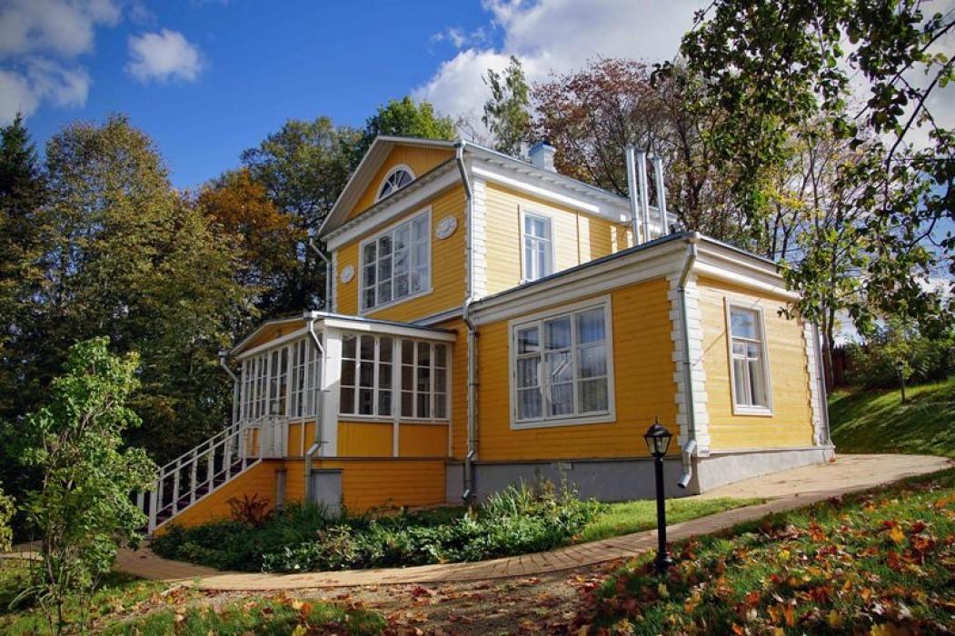 Дом-музей художника С. В. Герасимова