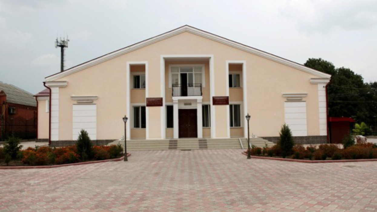 Государственный музей изобразительных искусств Республики Ингушетия