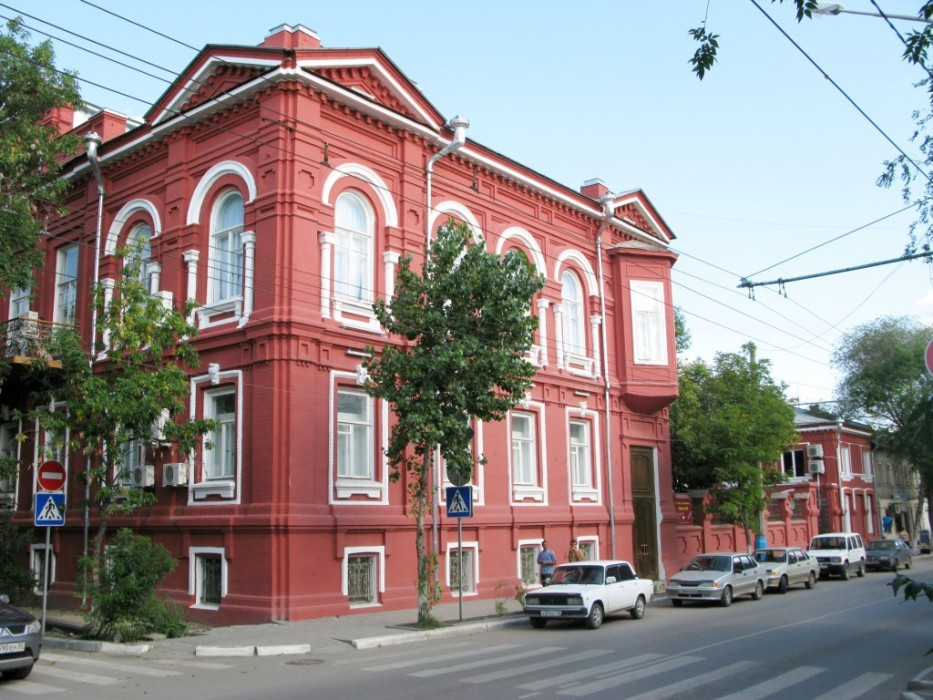 Приморская государственная картинная галерея