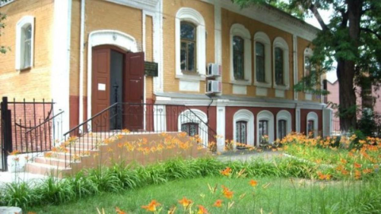 Каменский музей декоративно-прикладного искусства и народного творчества