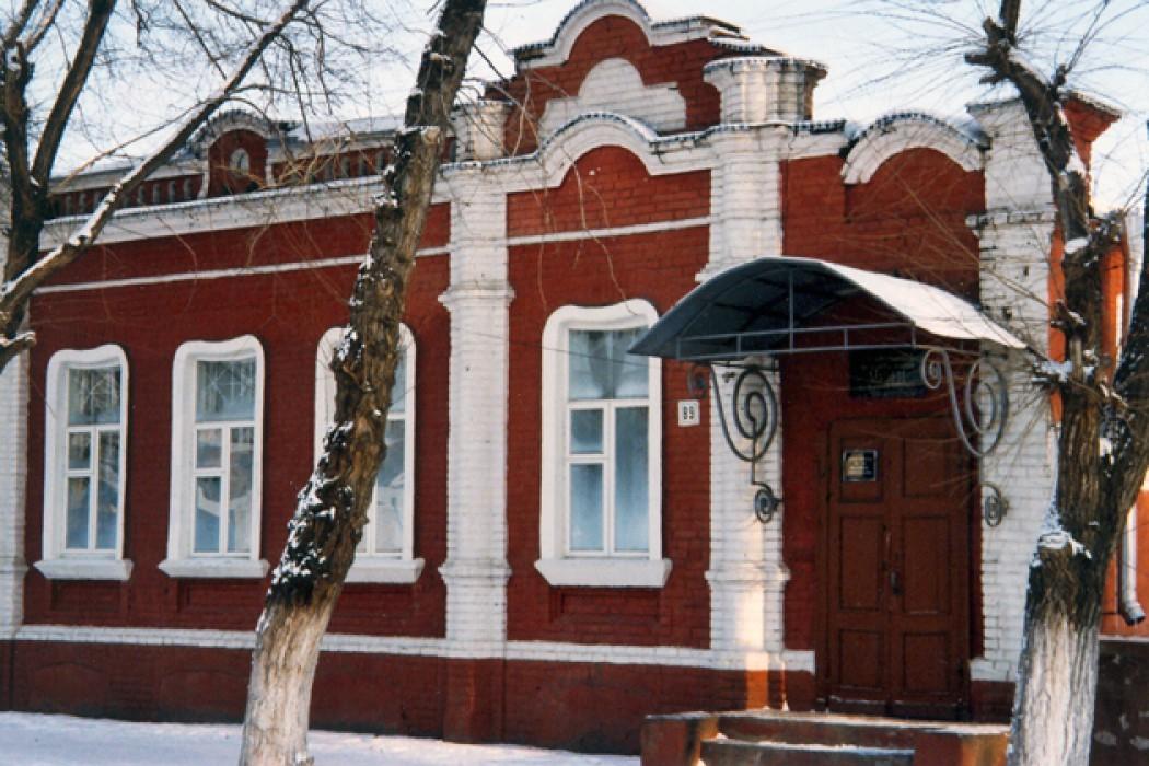Художественно-мемориальный музей К.С. Петрова-Водкина