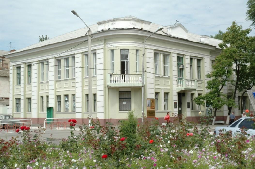 Сальский музей имени народного художника В. К. Нечитайло