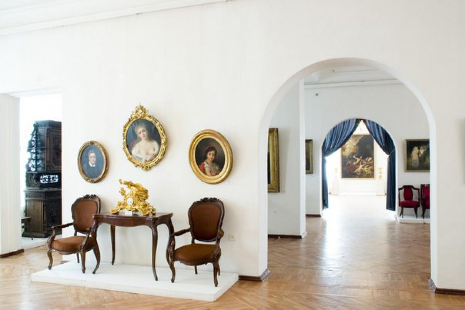 Художественный музей г. Череповец. Череповецкое музейное объединение
