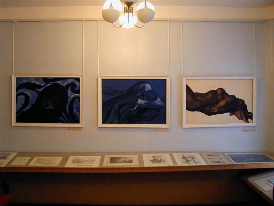 Дом-музей Б. И. Пророкова