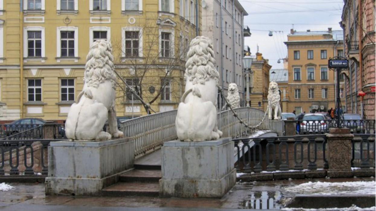 Галерея «Львиный мостик»
