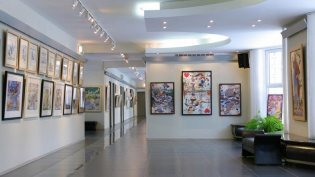 Выставочный зал (г. Новосибирск)