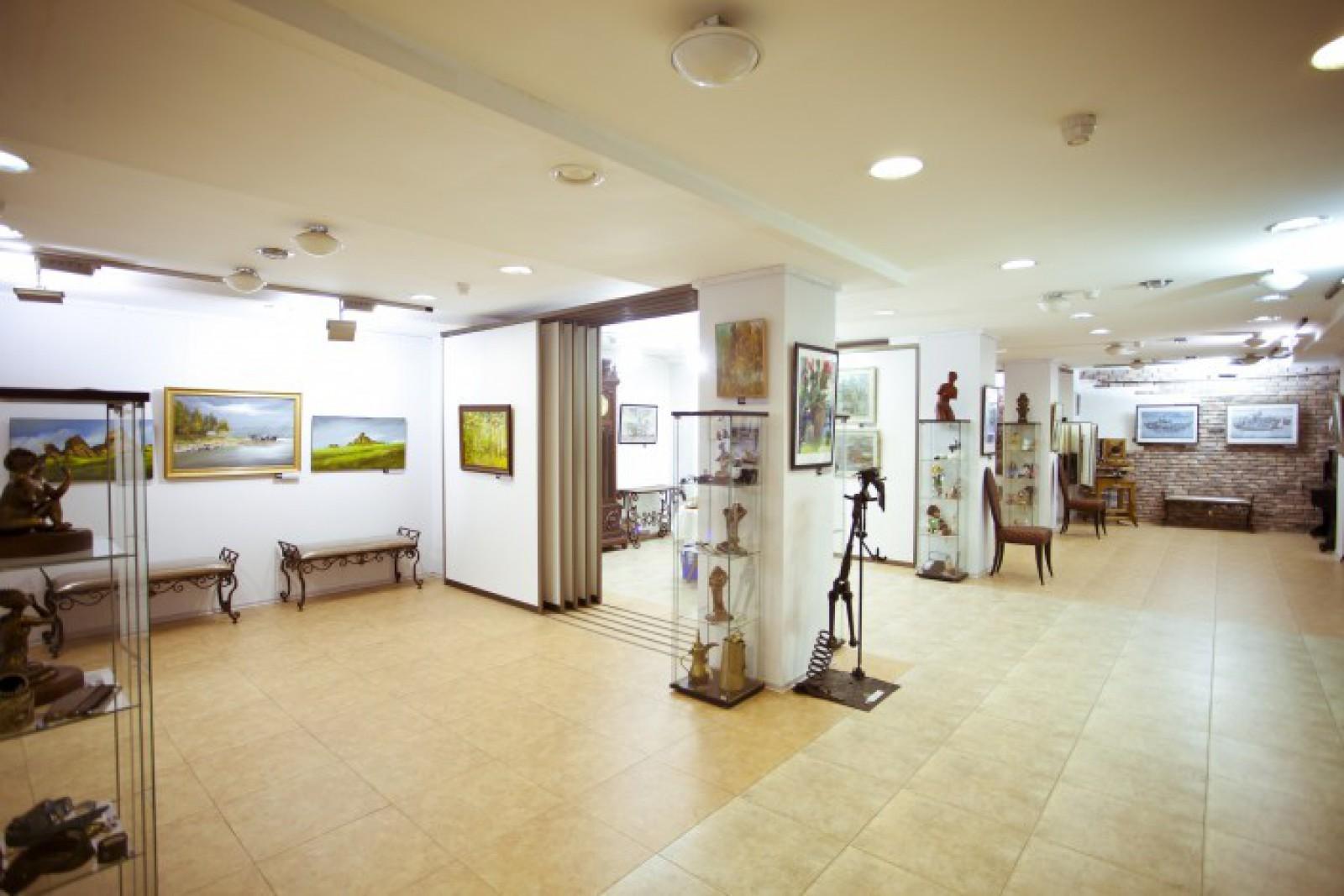 Первый частный музей современного искусства г. Иркутска