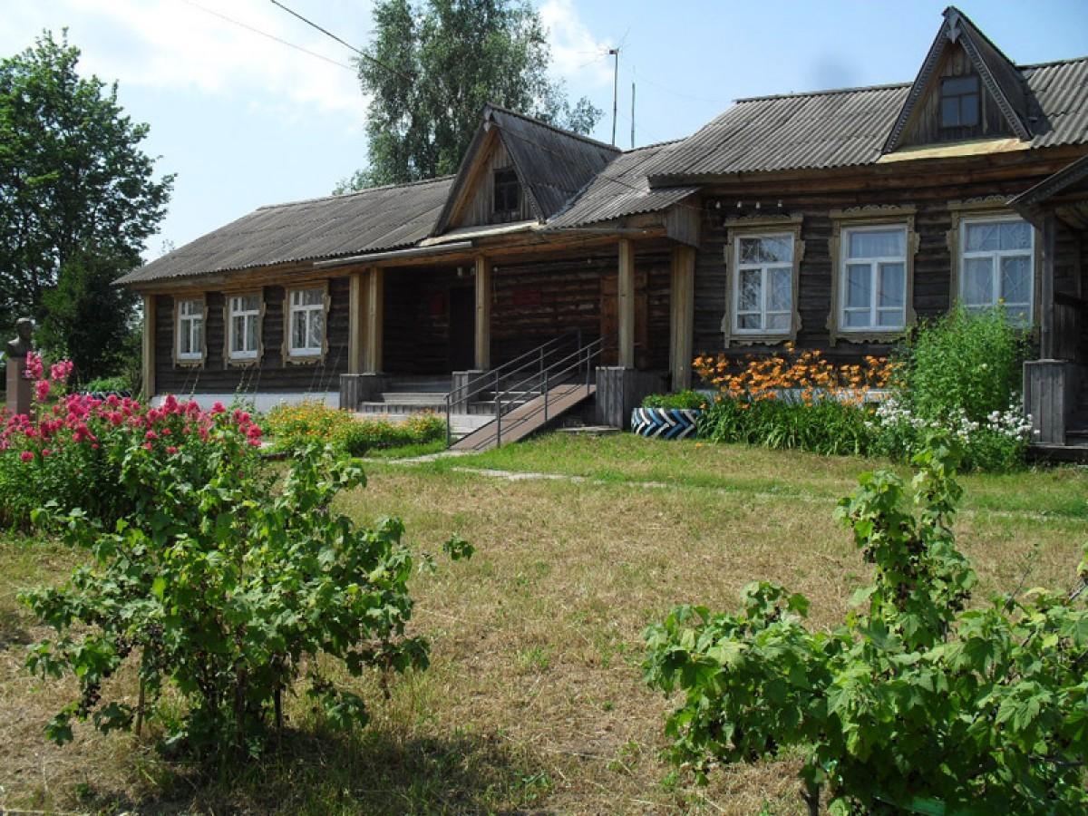 Литературно-художественный музей им. Н.В. Игнатьева