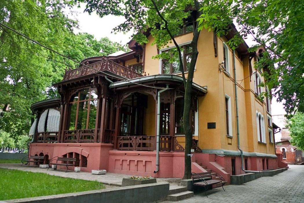 Молодежный историко-культурный центр «Особняк Носова»