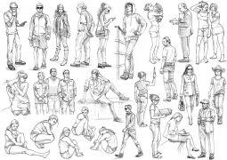 #люди #фигура #анатомия  | Author: Alex Pavlovich