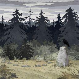 Once upon a tale #autumn #осень #лес #сказка #ворон  | Author: Alex Pavlovich