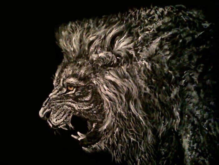 #gift #kingofbeasts #lion #mywork #pastel #present #watercolor #work #акварель #арт #лев #подарок #мояработа #art #царьзверей #lionking | Author: TSir
