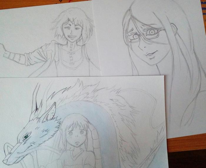 Мои анимушные зарисовки  | Author: Кислотный Кот