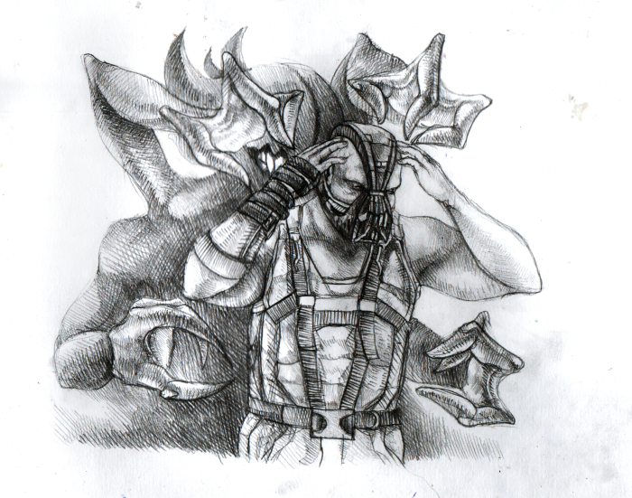 Бейны #bane #dc #dota2 | Author: Neutral Demon