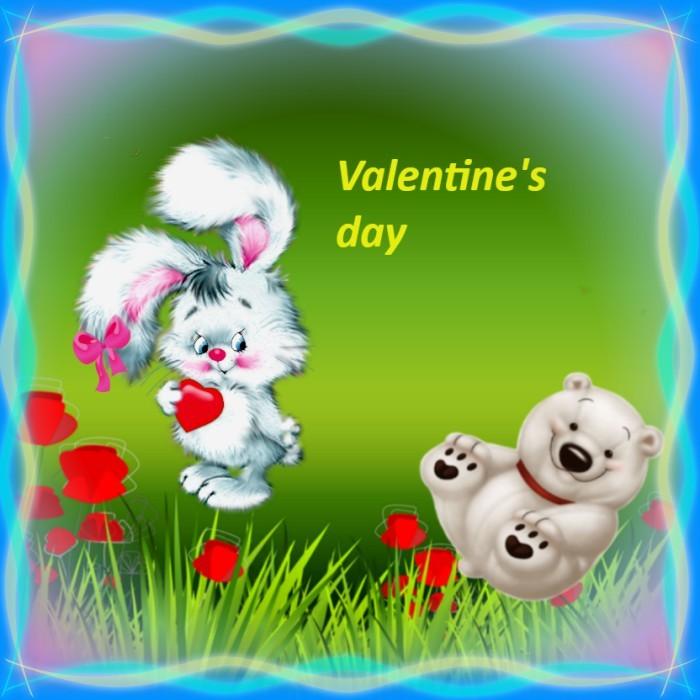 Скоро День Святого Валентина! | Author: Mlada