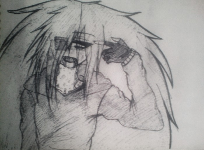 Не особо умею рисовать ручкой :0     Author: Sofia_Kuro ╰(▔∀▔)╯