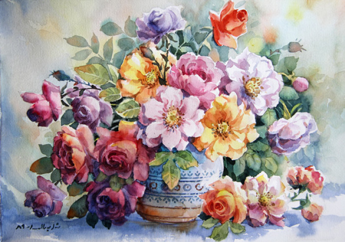Дорогие, девчонки, с женщинским праздником весны!  Весеннего настроения в душе, весны за окном и в вашем творчестве! | Author: Александр