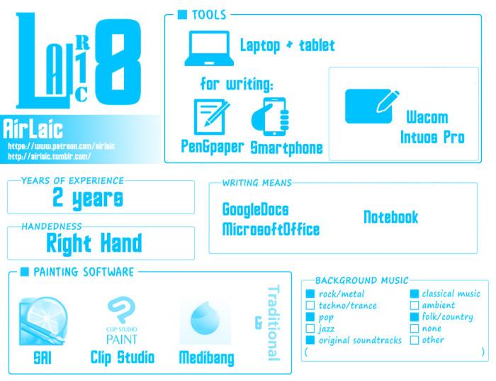#myartspace #myworkspace | Author: AirLaic