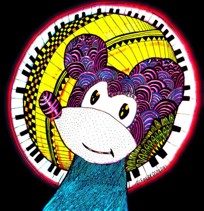 обложка диска для Mickey | Author: Ace0fredspades