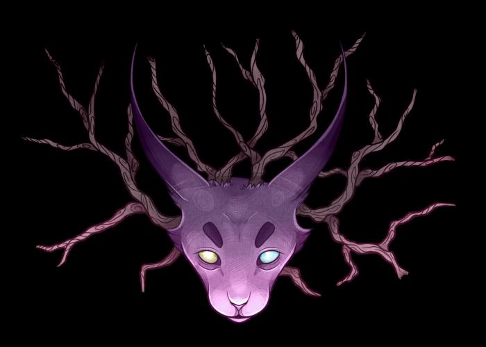 """""""Это дурная дрема. Ты умираешь. А в лесу хотят, чтобы ты жил."""" (с) Записка из игры Knock Knock.   Author: DarkCat (BlackSoul)"""