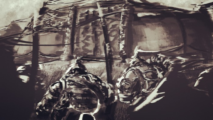 Тамерлан 1из3. | Author: ArtByVR