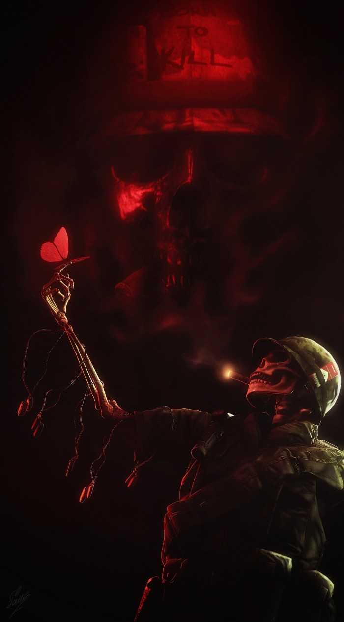 The Face of War  что то давно меня тут не было) | Author: lamoz571