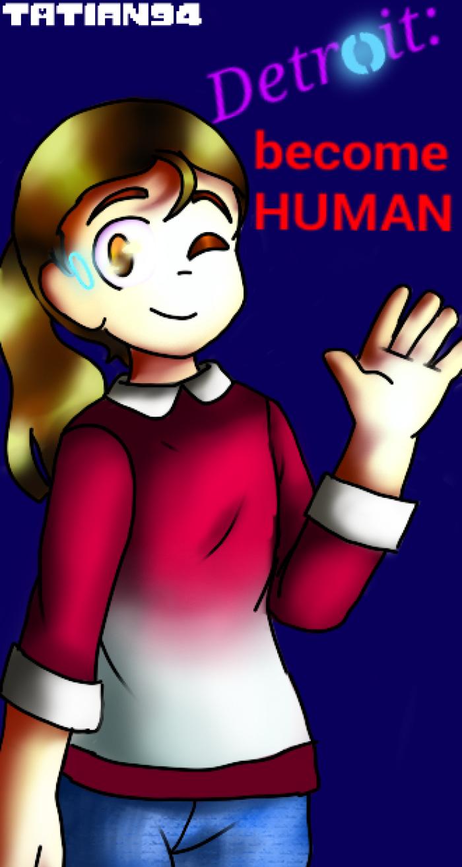 Алиса из Детройта. Мне нравится мой рисунок, это нормально? Правда! Особенно тень от волосинки) | Author: Tatian 94
