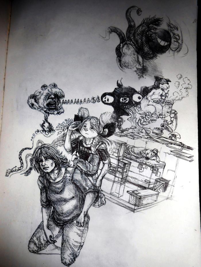 Что за хрень Нейтрал рисует   Author: Neutral Demon