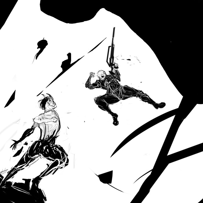 Duel | Author: SPAD