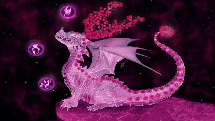 Повелительница цветов и душ драконов  | Author: Kidden Dan