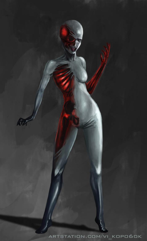 Mistress December.   Author: Tipak