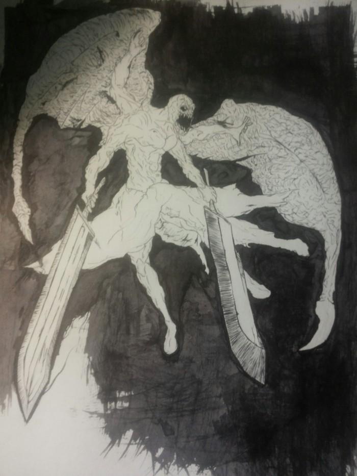 Fugitive demon | Author: SPAD