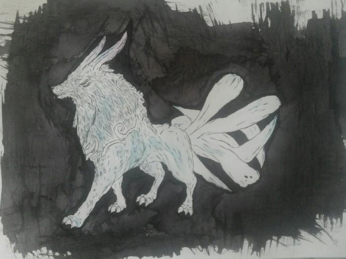 Mystery wolf | Author: SPAD