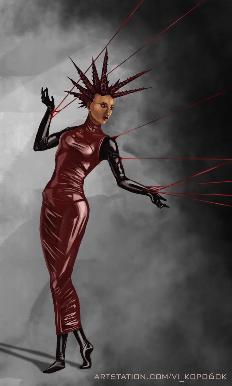 Mistress October | Author: Tipak