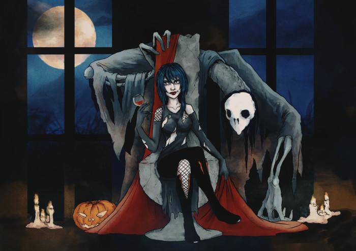 happy halloween | Author: NomenPuris