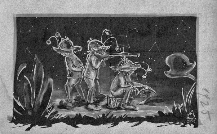 Грибной лес и его жители | Author: MGimg