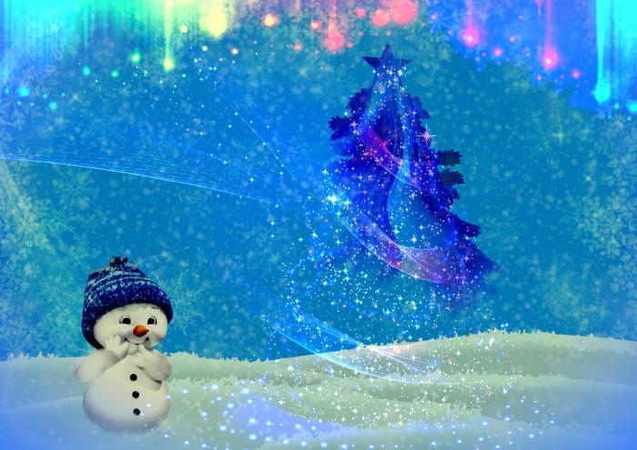 Скоро, скоро зажгутся праздничные ёлки. | Author: Mlada
