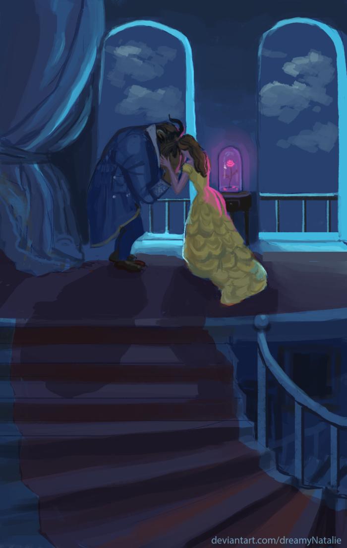 Красавица и Чудовище. | Author: DreamyNatalie