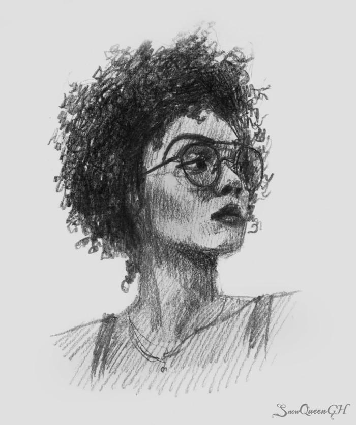 [ быстроскетч ] [ не знаю, как можно умудриться заболеть 2 раза подряд, но я это сделала ] [ пейте горячий чай и носите шапки ]  ~~~~~~~~~~~~~~~~~~~~~~~~~~~~  #скетч #sketch | Author: SnowQueenGH