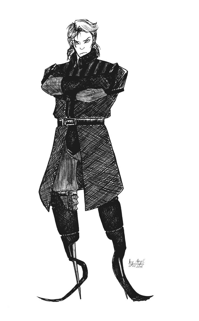 Продолжаю шуршать по своим старым рисункам.  1) АУ, где Вейдер - Император и не в костюме. И маленький Бен. 2) АУ-кроссовер. Энакин заместо Газели из Кингсмэн. #starwars #anakinskywalker #darthvader #bensolo   Author: Клематиста