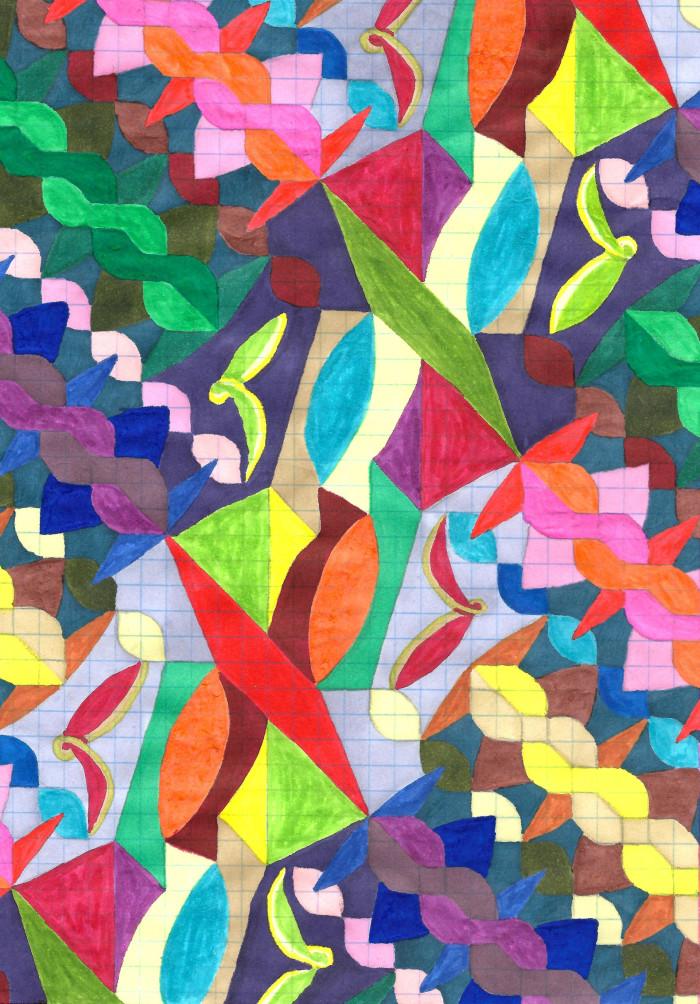 #patterns #colour узорчикиии | Author: София Лукачева