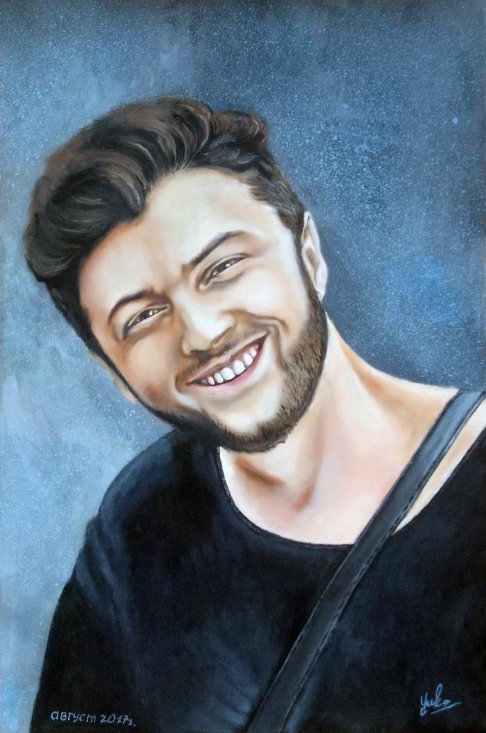 Гиорги Чиковани портрет №11 | Author: Юлия