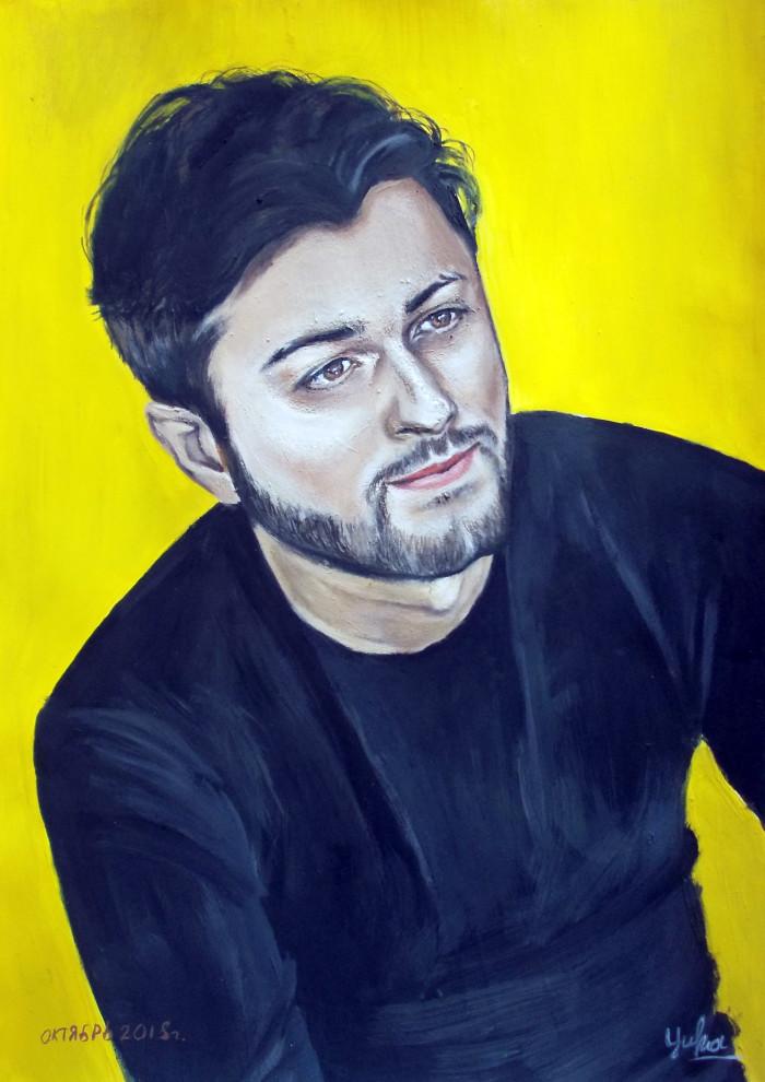 Гиорги Чиковани портрет №14 | Author: Юлия